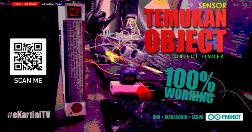 Sensor Temukan Object (Object Recognition)